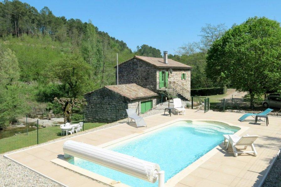 Villa in France, Saint-Genest-de-Beauzon