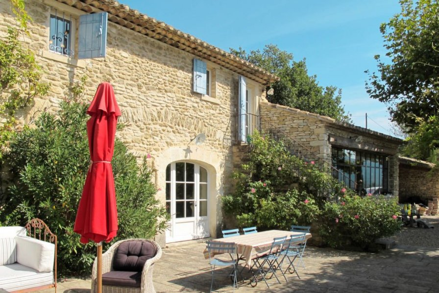 House in France, Gordes