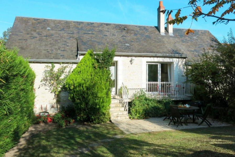 House in France, Civray-de-Touraine