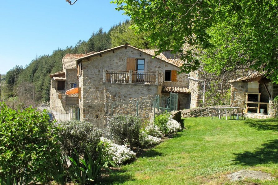 House in France, Vals-les-Bains