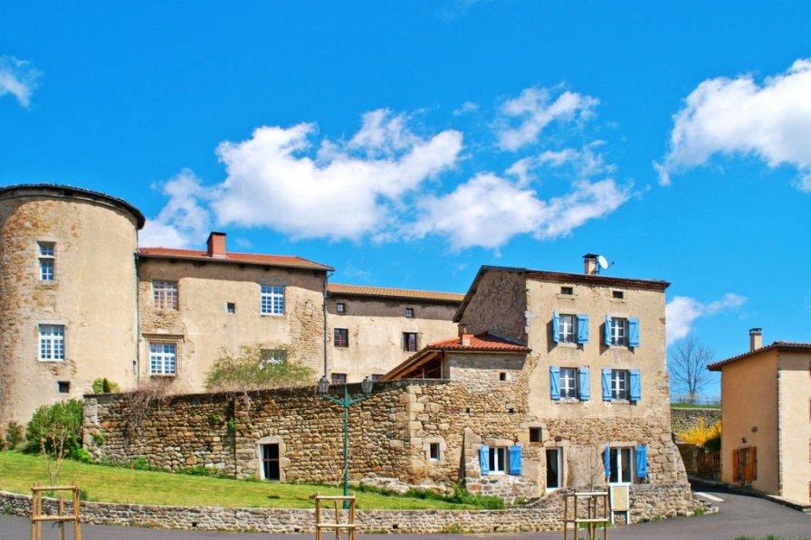 Apartment in France, Saint-Bonnet-le-Chastel