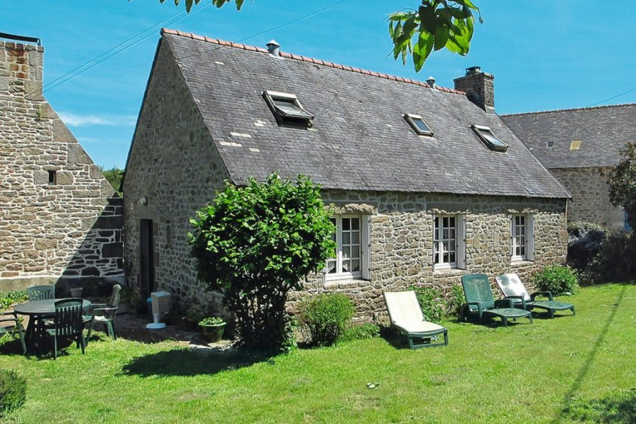 House in France, Pont-l'Abbé