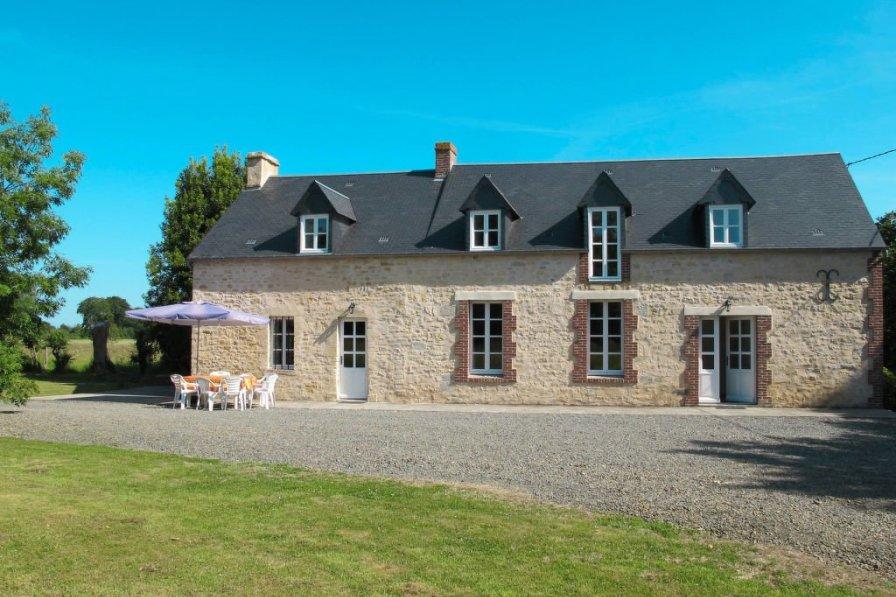 Villa in France, Grandcamp-Maisy