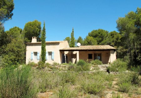 House in Puyvert, the South of France