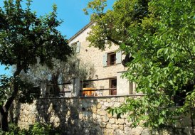 House in Tourrettes, the South of France