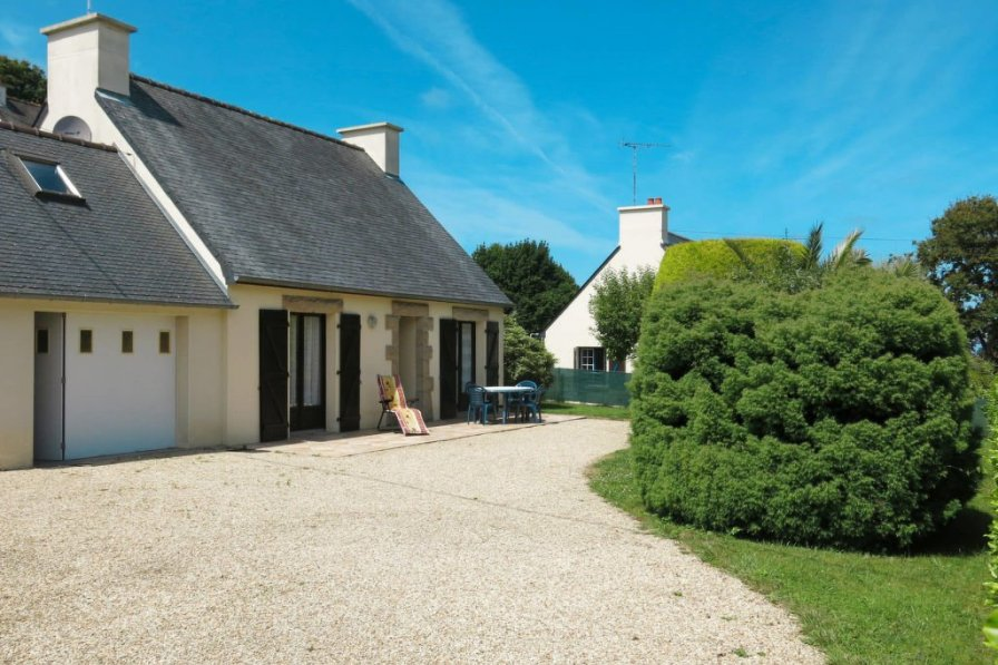 House in France, Perros-Guirec Ouest
