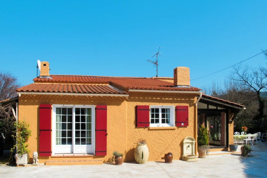 House in France, Forcalqueiret