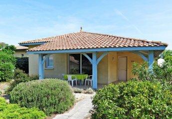 2 bedroom House for rent in Moliets