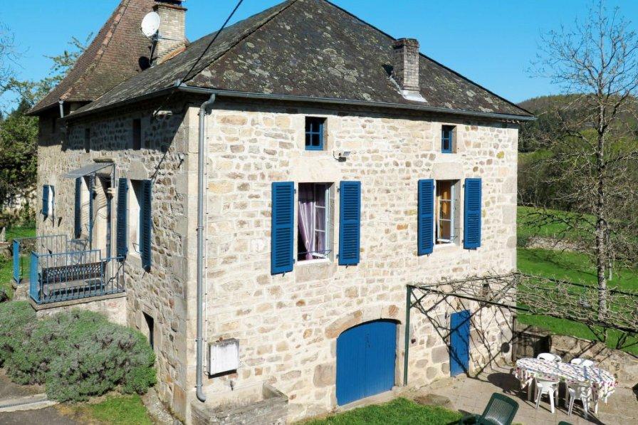 House in France, Teyssieu