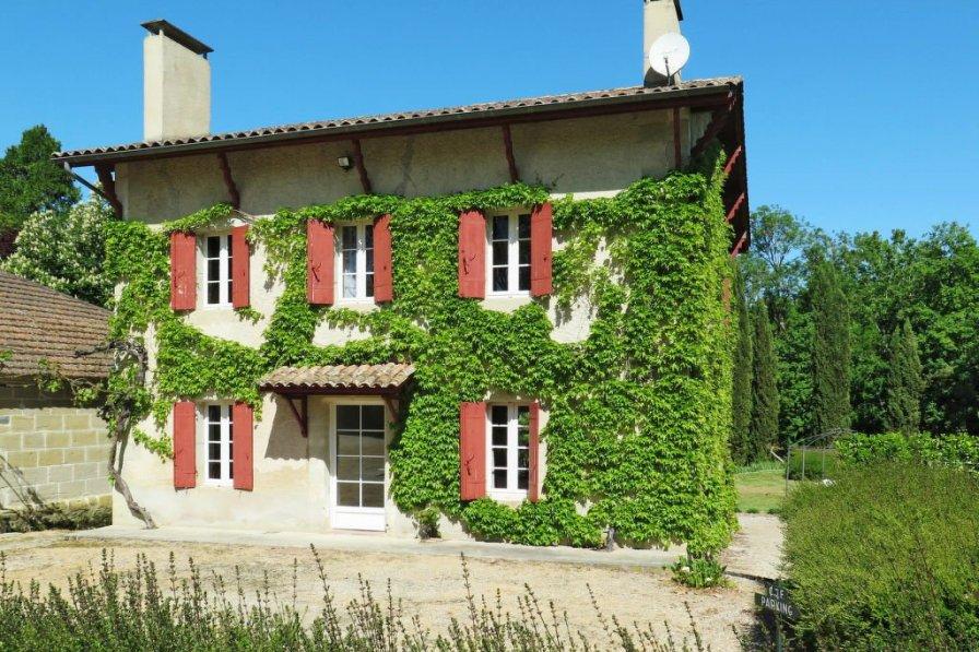 House in France, Montignac-de-Lauzun