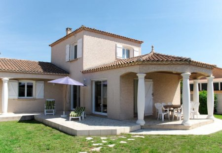 House in Portiragnes, the South of France
