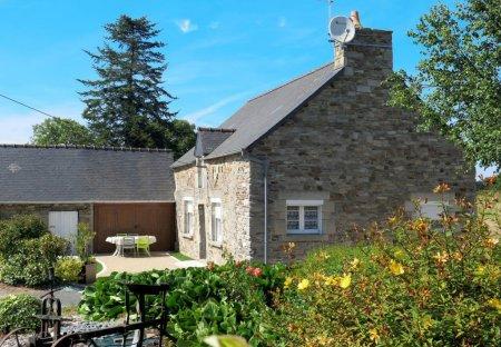 House in Matignon, France