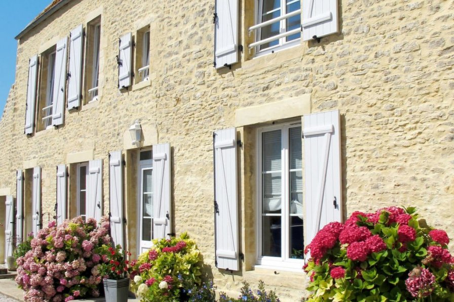 House in France, Longues-sur-Mer