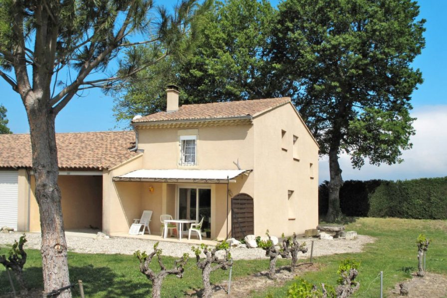 House in France, Grillon