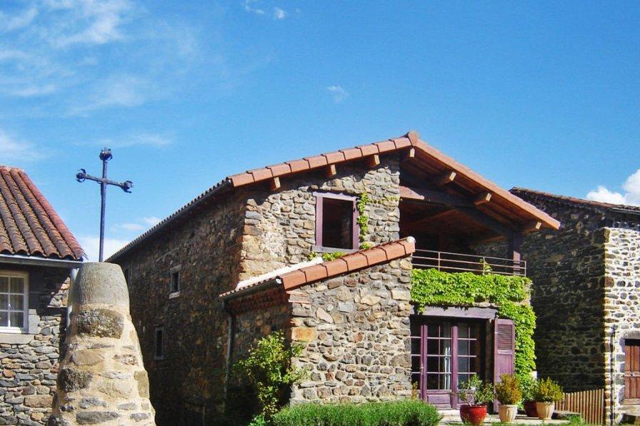 House in France, Blassac