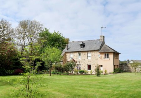 House in Tréguier, France