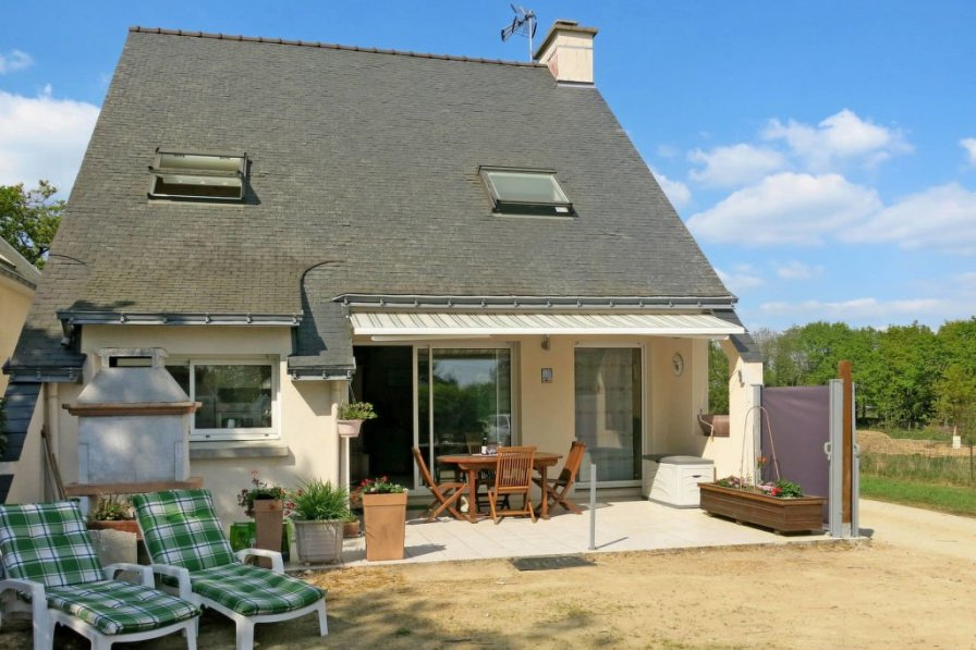 House in France, Campagne-Atlantique