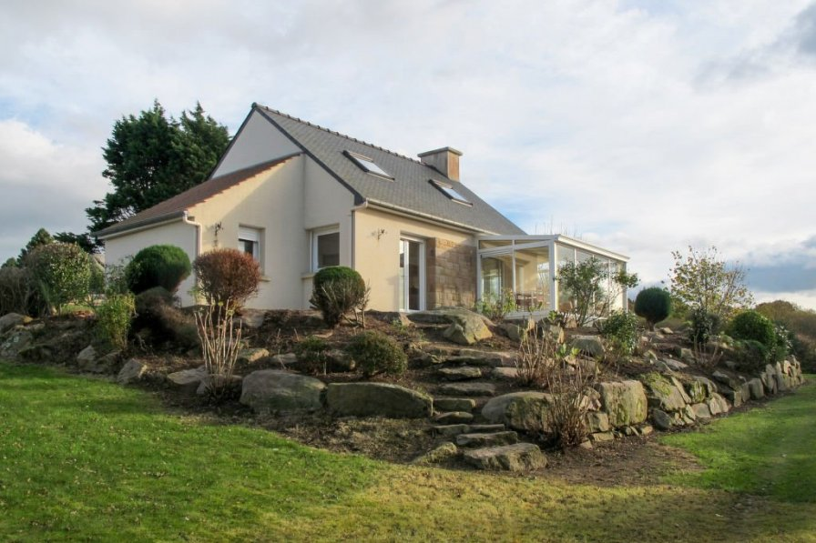 Villa in France, Pleumeur-Bodou