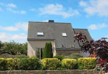 3 bedroom House for rent in Tregastel