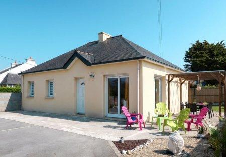 House in Porspoder, France