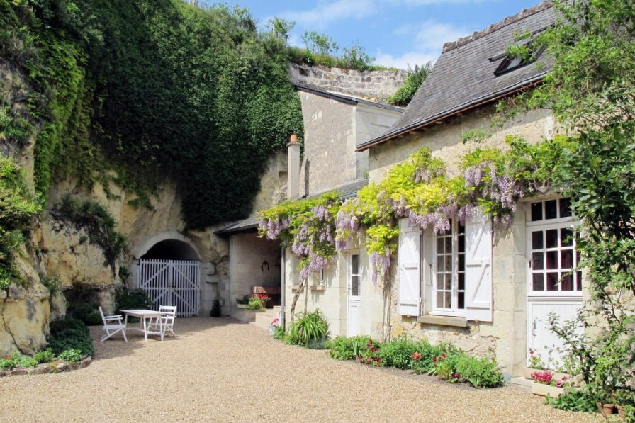 Villa in France, Luynes