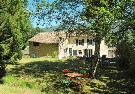 House in Le Poët-Laval, France