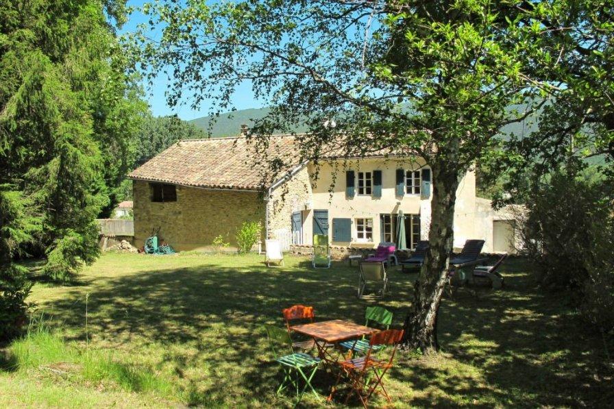House in France, Le Poët-Laval