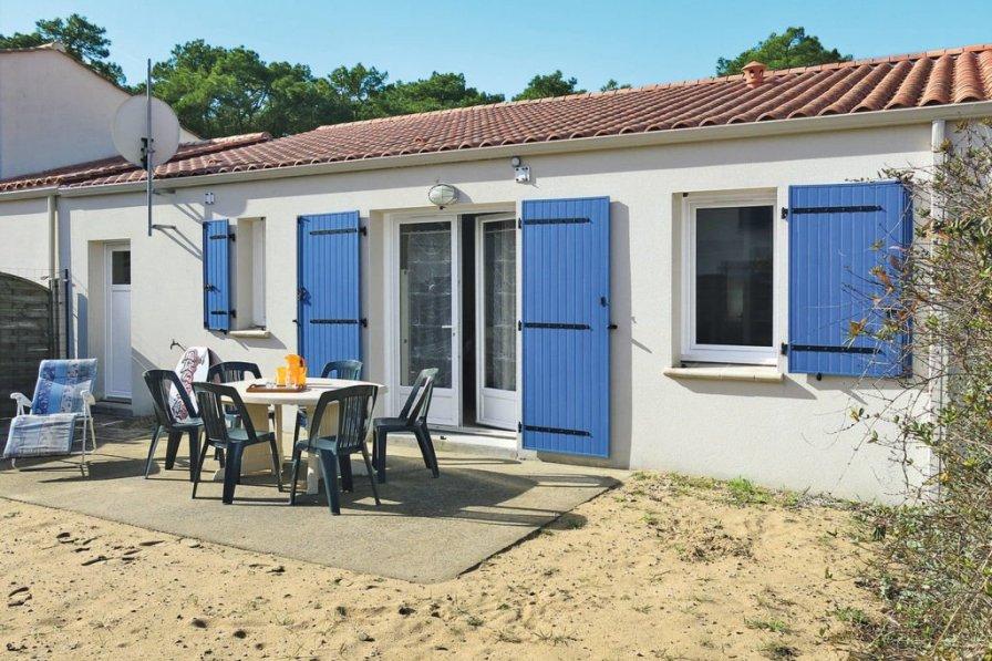 House in France, Longeville-sur-Mer