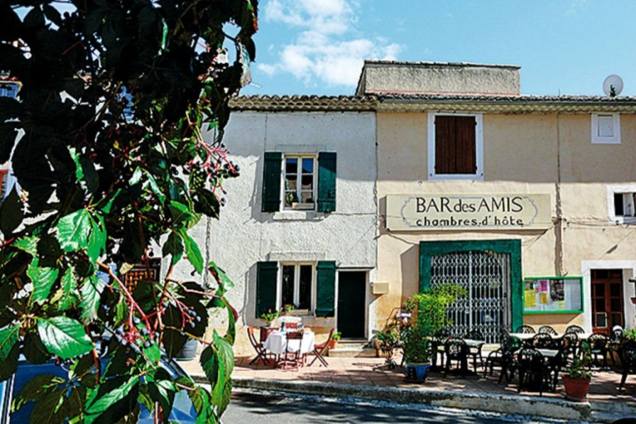 House in France, Villars