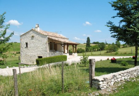 Villa in Lalbenque, the South of France