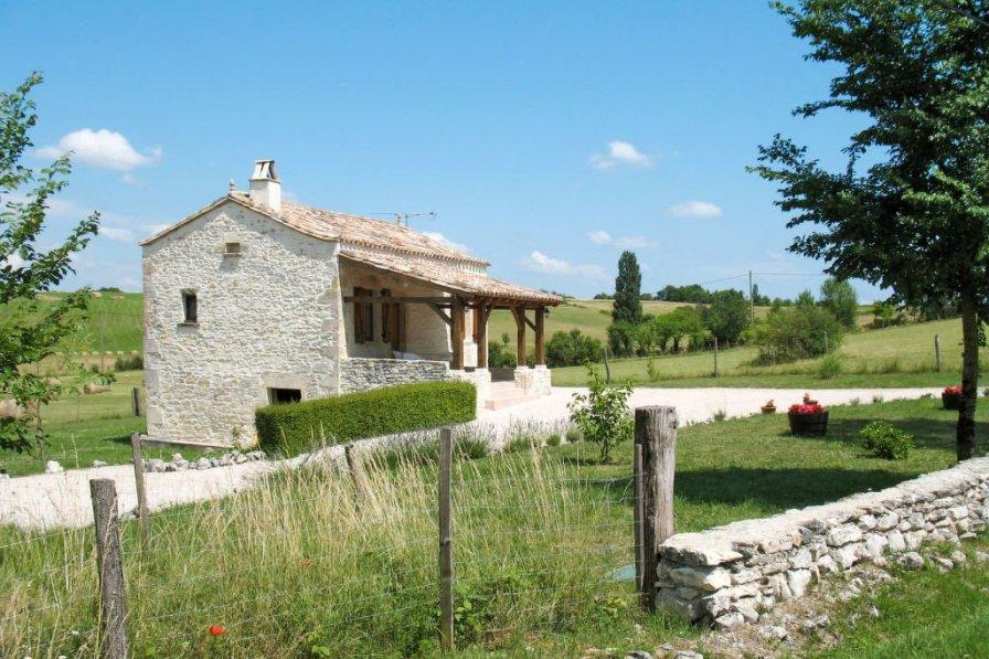 Villa in France, Lalbenque