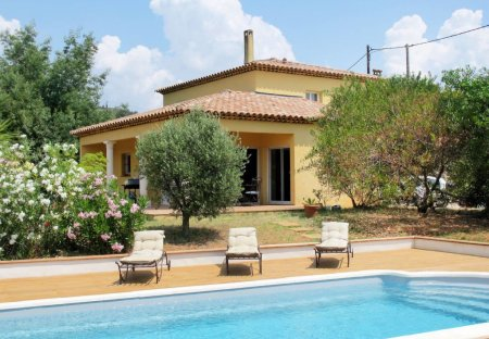 Villa in Hyères, the South of France