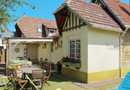 House in Varaville, France