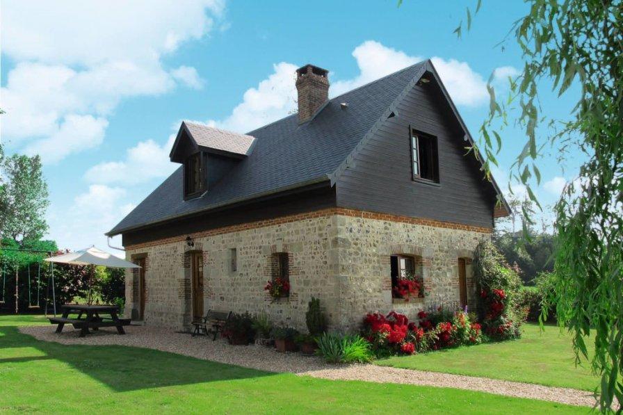 Villa in France, Bec-de-Mortagne