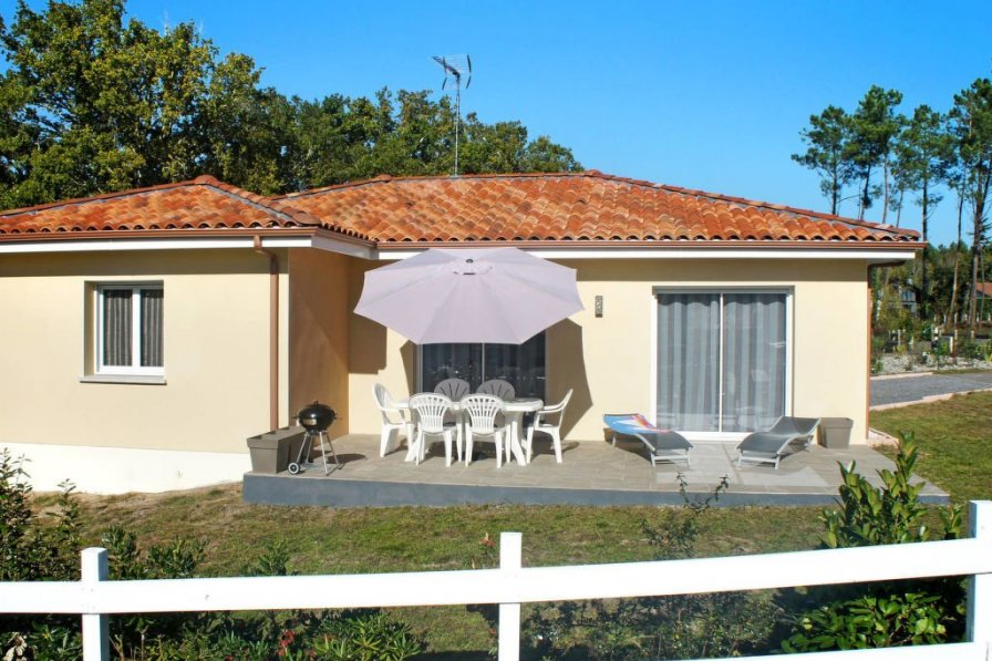 House in France, Vielle-Saint-Girons