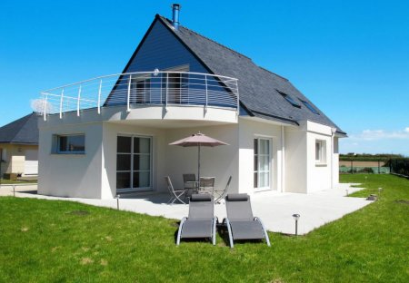 House in Le Conquet, France