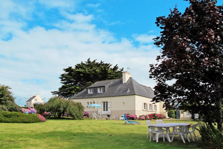 Villa in France, Roscoff