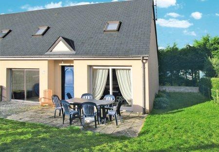 House in Hauteville-sur-Mer, France