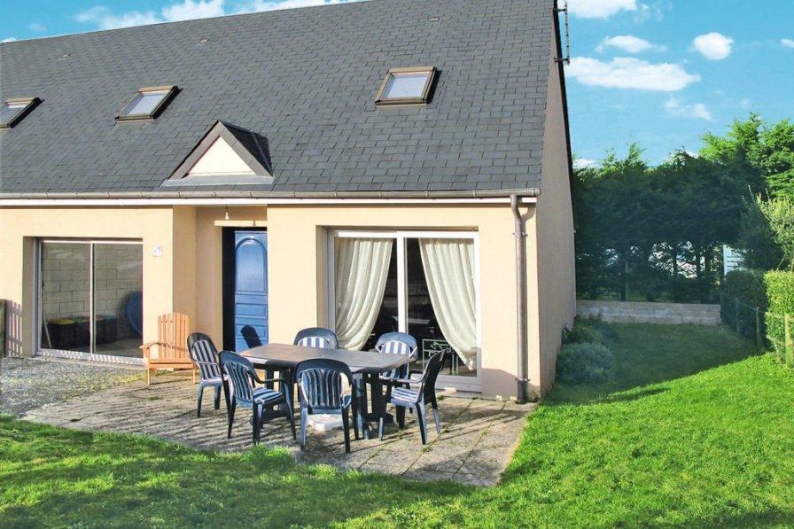 House in France, Hauteville-sur-Mer