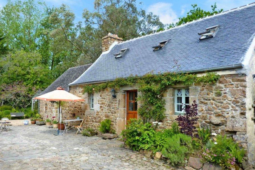 House in France, Saint-Jean-du-Doigt