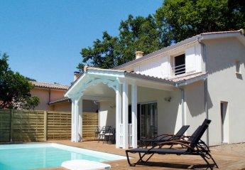 3 bedroom Villa for rent in Bordeaux