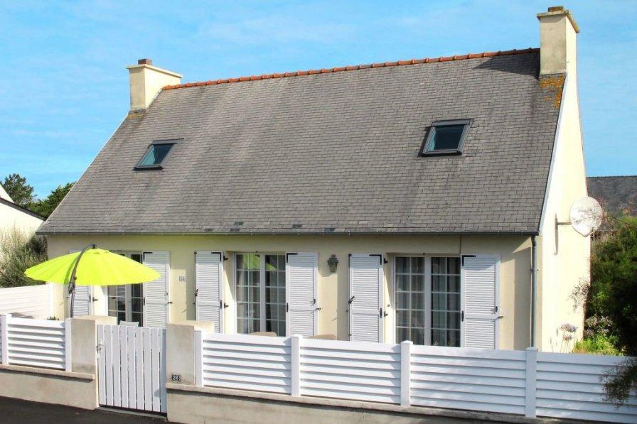House in France, Cléder