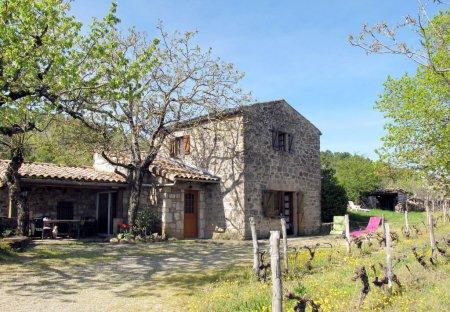 House in Saint-Genest-de-Beauzon, France