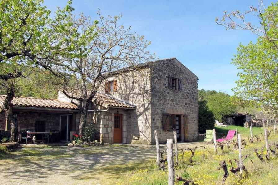 House in France, Saint-Genest-de-Beauzon