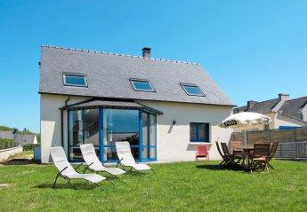 3 bedroom House for rent in Plougasnou