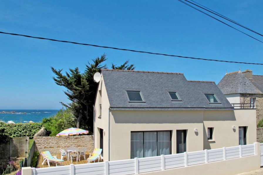 House in France, Plouescat