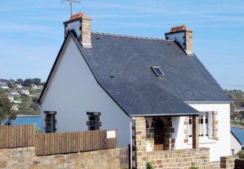 2 bedroom House for rent in Plougasnou