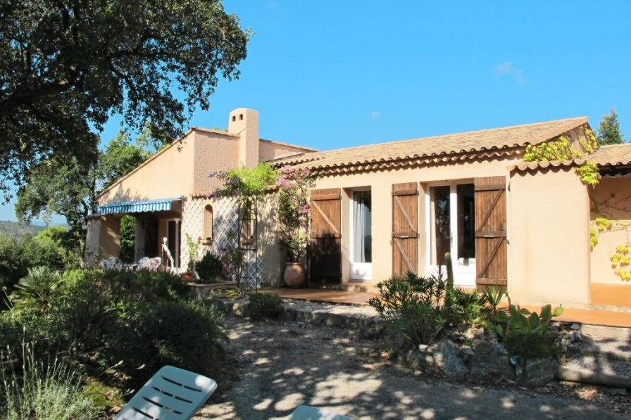 House in France, Grimaud