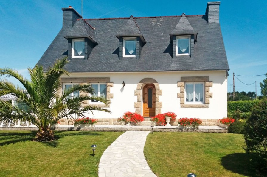 Villa in France, Pleumeur-Bodou