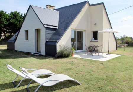 House in Anneville-sur-Mer, France